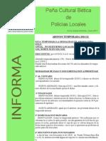Peña Cultural Betica informa-junio renovacion abonos