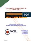 Cables Resistentes Al Fuego (as+). Nueva Norma UNE 211025