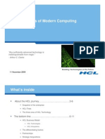HCL Corporate-presentation Ppt