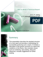 How to Write a Technical Report 1204833578131877 3