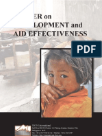 Development Aid Effectiveness 92