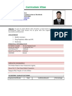 Ashwani Goyal Resume