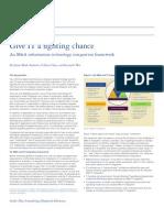 An M&a Information Technology Integration Framework-Deloitte