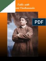 Talks With Swami Vivekananda - By Advaita Ashrama