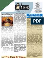 """2011-06-27 """"EL Conquistador"""" Boletín Semanal de la Casa de Todos-"""