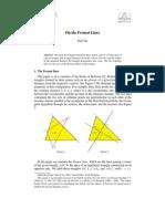 Fermat Line