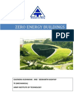 ZERO ENERGY BUILDINGS
