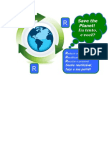 logomarca ecologica