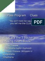 Pass Program Clue
