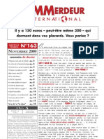 L'Emmerdeur International - Numéro 163