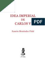Idea Imperial de Carlos V