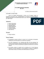 Acta 003 - 2011 CEN