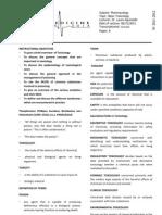 Pharma - Basic Toxicology