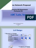 LAN Presentation