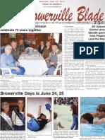 Browerville Blade - 06/23/2011