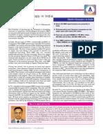 NMR Spectroscopy in India