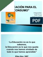 1educacion Para El Consumo 2011