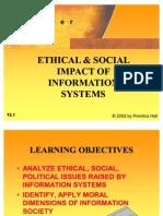 Ethic Information Internet