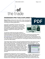 Digidesign's Pro Tools Explained 2(1)