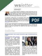 Newsletter 2011-06-24