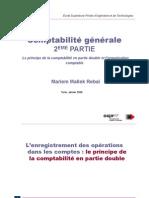 COURS Comptabililte Generale 2eme Partie ESPRIT