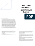 Gandhi Booklet