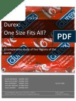 Durex - One Size Fits All?