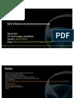 MVVM Presentation