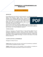 Paralisis Facial a Protocolo-SSMSO Hospital Sotero del Rio