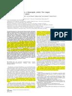 Artigo 1-Cancer Metastasis and Metabolism