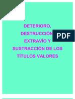 Copia de DETERIORO de Los Titulos Valores