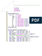 Pid Vhdl Code