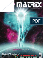 UFO Matrix Issue 5 Free Sample