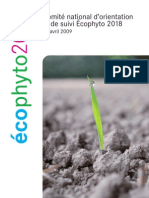 Fiches Action Ecophyto 2018-2