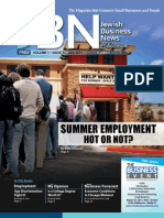 Jewish Business News - July 2011