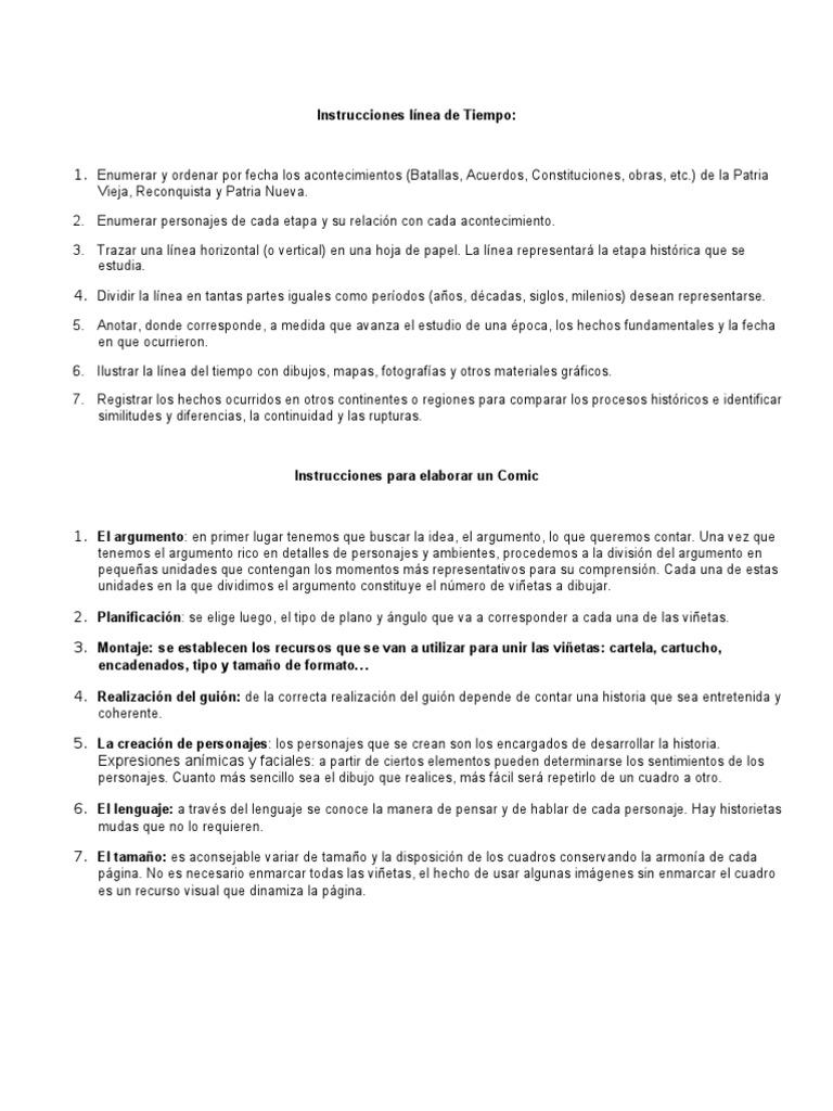 Guía 6° Básico Historia de Chile Independencia