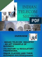 Telecom in Indiapast Present and Future