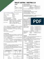 Manual Taller Opel Astra Vetra Zafira 2.0 Di Y Dti (Español)