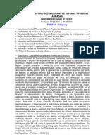 Informe Uruguay 15-2011