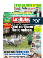 LE BUTEUR PDF du 27/06/2011