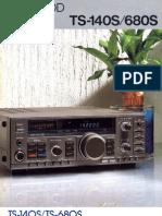 TS140s Manual