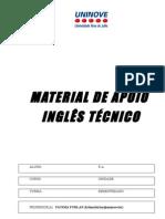 APOSTILA Inglês Técnico 2011-1