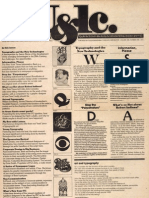 U&lc - 1974_Volume 1-1