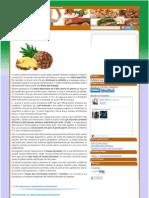 Dieta Depurativa all'ananas