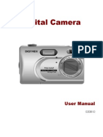 Digitrex DSC-3500Z Digital Camera User Manual