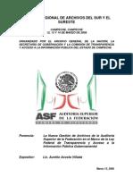 Antecedentes ASF