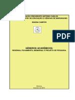 Manual Generos Academicos