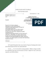20110627 TRO Circuit Court Order