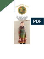 Dress Colour Knitted Shape
