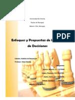Resumen Enfoque y Propuestas de La Toma de Decisiones Segun Peter Drucker Peter Senge y Stephen Covey